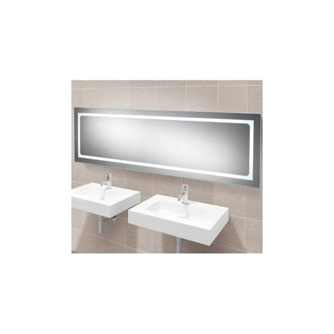 buy long led mirror  ambient lighting side