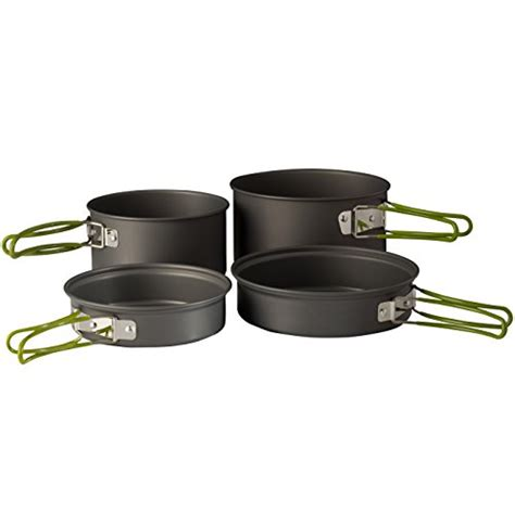 wealers cing cookware 11 piece outdoor mess kit