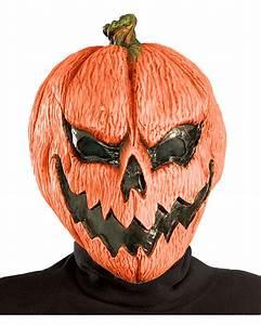 Halloween Kostüm Kürbis : halloween k rbis maske die coolsten halloween masken online bestellen horror ~ Frokenaadalensverden.com Haus und Dekorationen
