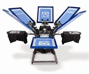 Manual Screen Printing Machine Should Be The Best
