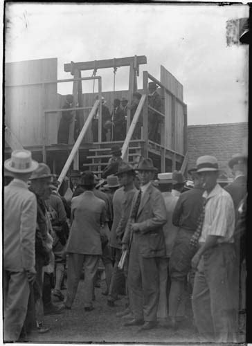 Hanging of Melquiades Chapa and Jose Buenrostro, May 19