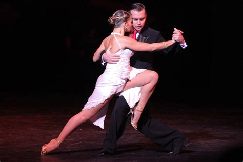 Tango and ballet sparkle at Fall for Dance