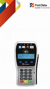 First Data Fd35 Pin Pad Payment Terminal Quick Setup
