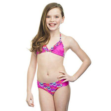 Raisins Girls Beach 7-16 Bikini - Walmart.com