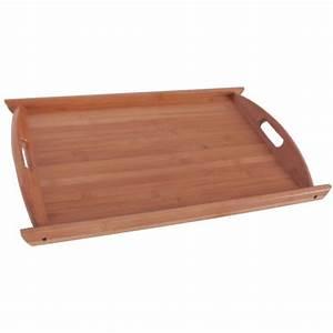 Tablett Aus Holz : tablett mit griff holztablett 54x35 cm k chentablett aus holz k che und haushalt tisch und bar ~ Buech-reservation.com Haus und Dekorationen