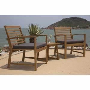 Salon Jardin 2 Places : fauteuil bas jardin achat vente pas cher ~ Melissatoandfro.com Idées de Décoration
