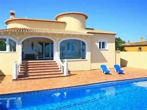 denia location vacances espagne vacances en villas avec With location biscarrosse plage avec piscine