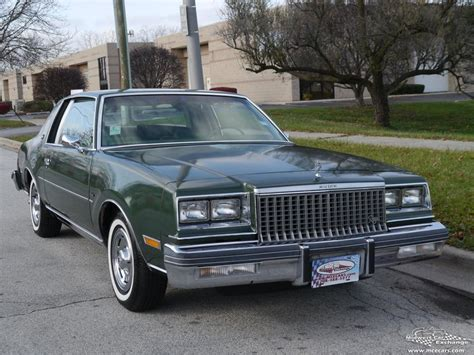 1980 Buick Regal by 1980 Buick Regal Midwest Car Exchange