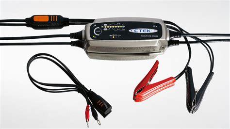 salvare la batteria il mantenitore  carica ctek