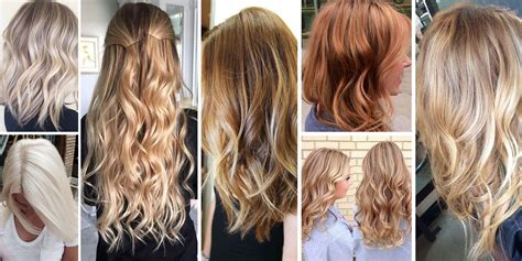 fabulous blonde hair color shades    blonde