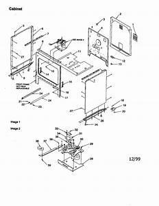 Amana Electric Range Parts