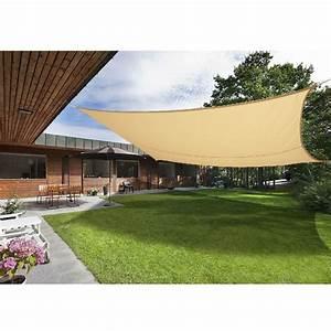 Trampolin Rechteckig 4m : 5m x 4m sun shade sail garden patio awning canopy screen 98 uv block new ebay ~ Whattoseeinmadrid.com Haus und Dekorationen