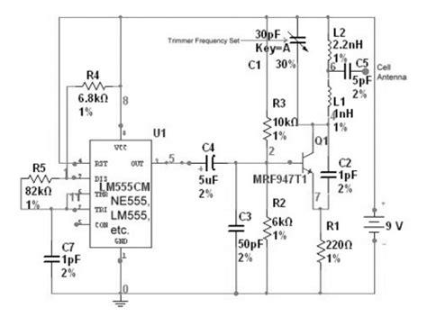 cell phone jammer diy qu 233 es y c 243 mo funciona un inhibidor de frecuencias