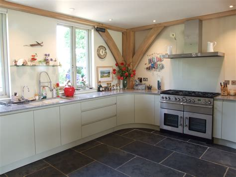 farrow and kitchen ideas painted handleless kitchen farrow and ball bone lacewood designs the kitchen experts at