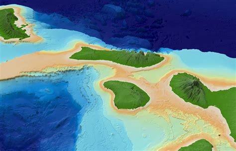 Main Hawaiian Islands Multibeam Bathymetry Synthesis