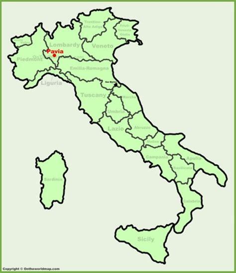 Pavia Maps