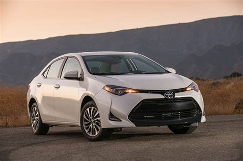 2018 Toyota Corolla Reviews And Rating