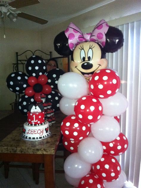 Mickey And Minnie Balloon Decorations - our minnie mouse balloon decoration balloons minnie