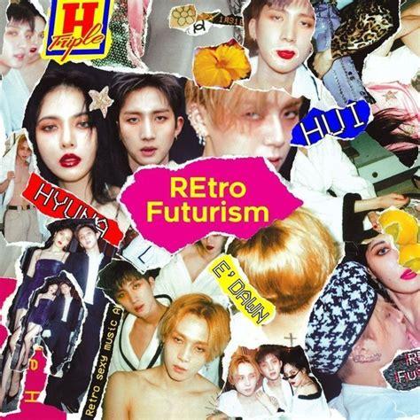 Download [Single] Triple H – REtro Futurism (MP3 + iTunes ...