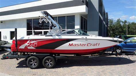 Mastercraft Boat Brands by Mastercraft X25 Brand New Boat Pro Package And Gen2 Surf