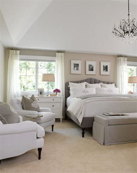 Bedroom Decorating Ideas Neutral Colors by 20 Master Bedroom Ideas You Must To Copy Decoration
