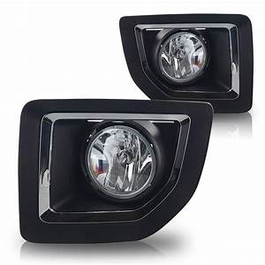 2015-2017 Gmc Sierra 2500 Fog Lights