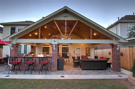 Outdoor Patio Covers by Patio Cover Outdoor Kitchen Hhi Patio Covers