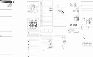 Bedienungsanleitung Omron Rs7 Intelli It  2 Seiten