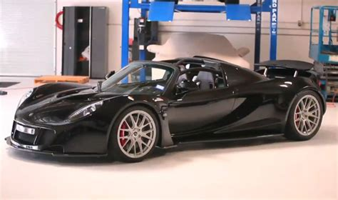 Drive's Matt Farah Test Drives Venom Gt Spyder [video]
