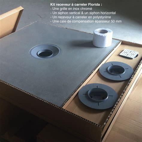 Kit Installation Douche à L'italienne