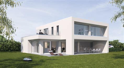 Moderne Häuser Mit Grossen Fenstern by Das Moderne Hausconcept Ch
