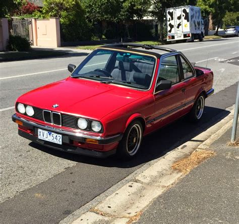 E30 For Sale by Baurspotting 1985 Bmw E30 318i Tc Baur Manual For Sale In