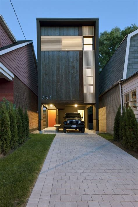 narrow homes 11 spectacular narrow houses and their ingenious design solutions