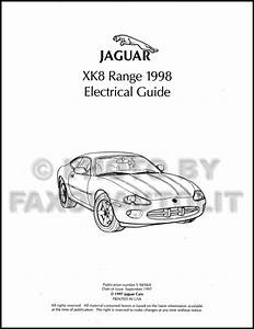 1998 Jaguar Xk8 Owner U0026 39 S Manual Original