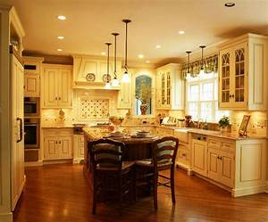 small u shaped kitchen designs with pictures With large u shaped kitchen designs