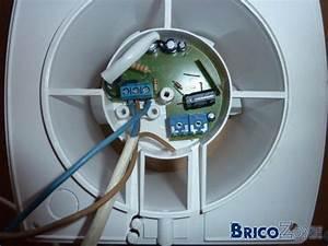 Aérateur Extracteur Avec Détecteur D Humidité : installation ventilateur salle de bain ~ Dailycaller-alerts.com Idées de Décoration