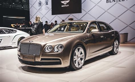 2015 Bentley Flying Spur Reviews: Photos, Video And Price