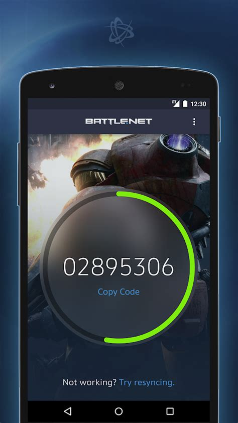 Battle Net Mobile App by Battle Net Authenticator Android Apps On Play