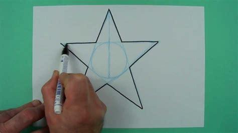 mit 5 zacken wie zeichnet freih 228 ndig einen zeichnen f 252 r kinder