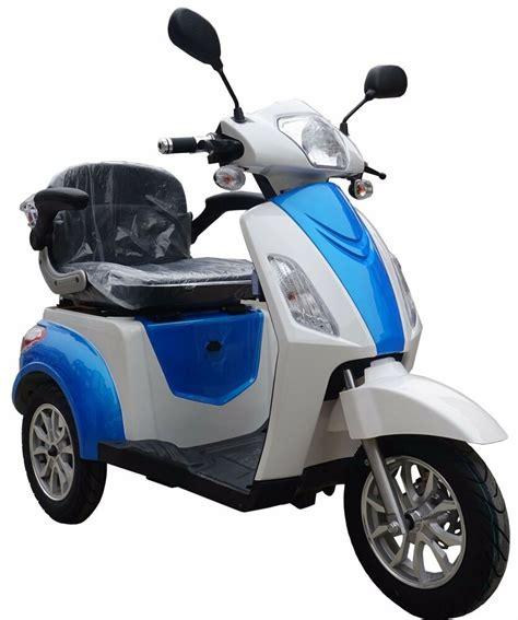 e scooter motor ev3 three wheel electric mobility luxury scooter 800 watt motor blue ebay