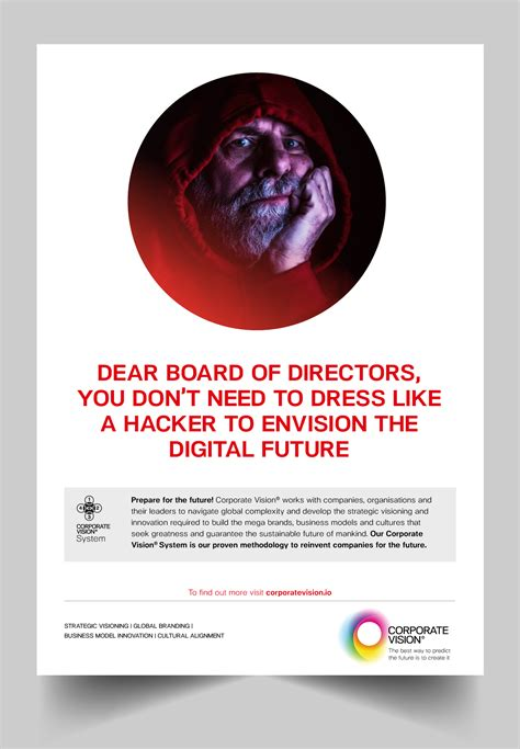 news corporate vision launches  advertising campaign