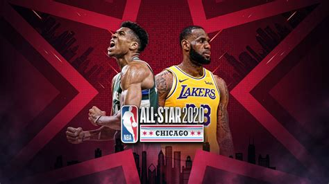 NBA All-Star Game 2020: LeBron James and Giannis ...