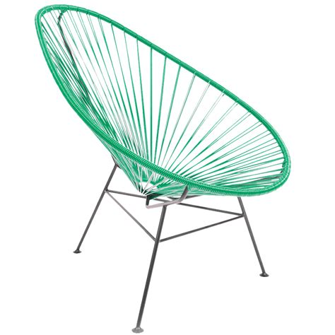 acapulco chair original original acapulco classic chair green dean
