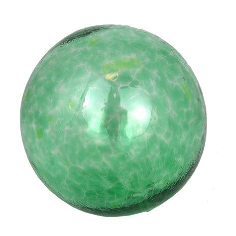 ornament pond balls hand blown glass floats    usa garden artisans llc