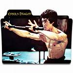 Dragon Enter 1973 Folder Icon Deviantart