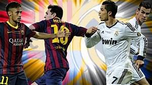 Cristiano Ronaldo & Bale vs Neymar & Messi - YouTube