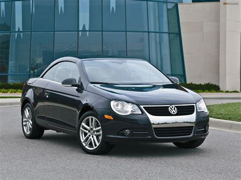 Volkswagen Eos Us Spec 200610 Wallpapers 1600x1200