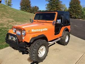 1980 Jeep Cj5 Renegade For Sale  Photos  Technical Specifications  Description
