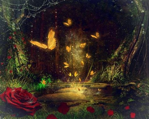 gothic whispers  nature background wallpapers
