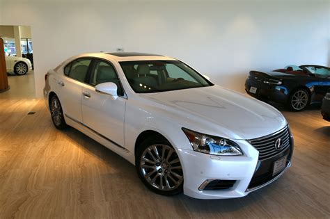 2014 Lexus Ls 460 Stock # P21096 For Sale Near Vienna, Va